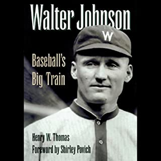 Walter Johnson cover art