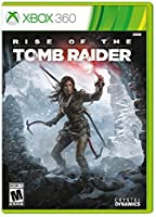 Rise of the Tomb Raider - Xbox 360 - Xbox 360 Standard Edition by Microsoft [並行輸入品]