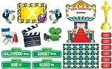 Lights, Camera, Action! Bulletin Board Set