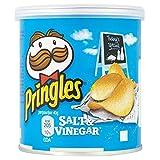 Pringles - Sale E Aceto (40 g) (Confezione da 6)