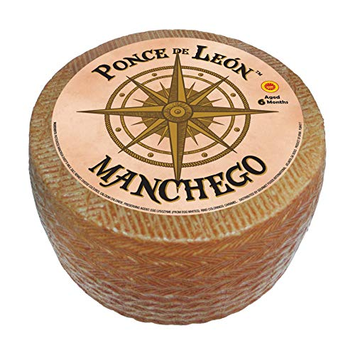 Manchego DOP 6 Month Wheel (7 LBS Approx)