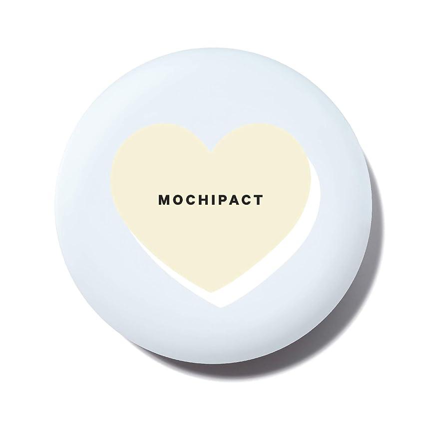 性的割り当てるロゴ16brand(シックスティーンブランド) 16MOCHI PACT (モチパクト) ピーチライト (PEACH LIGHT) (9g)