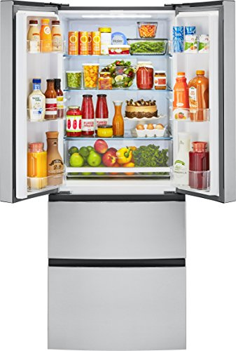 How to Reset Haier Refrigerator -- Haier 15-Cu.-Ft. French-Door Refrigerator 28