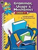 Grammar, Usage & Mechanics Grade 4: Grade 4 (Language Arts)