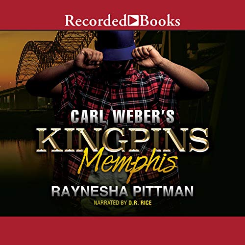 Carl Weber Presents Kingpins: Memphis audiobook cover art