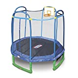 Little Tikes 10' Sports Trampoline