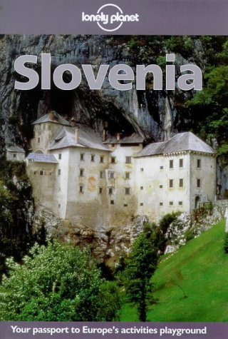 Lonely Planet Slovenia [Lingua Inglese]