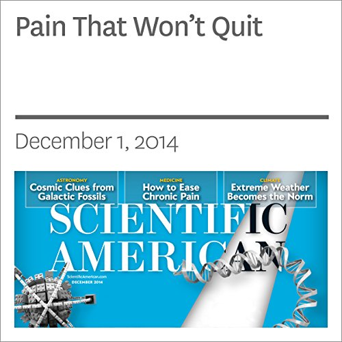 Pain That Won't Quit cover art