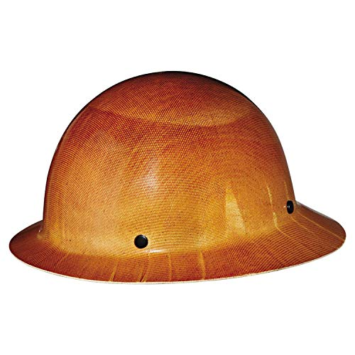 MSA 475407 Skullgard Full Brim Hard Hat, with...