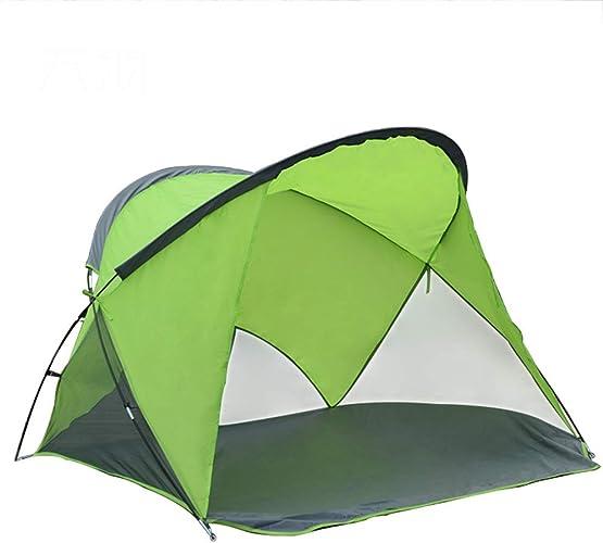 WQF Parc de pêche Plein air Plage Exposition EquipeHommest Sportif Matériel de Camping en Montagne Tente canopée Accessoires Léger Tente en Fibre de Verre