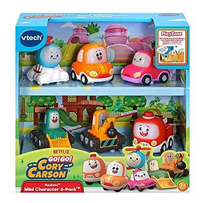 VTech Go! Go! Cory Carson PlayZone Mini Character 6-Pack by VTech