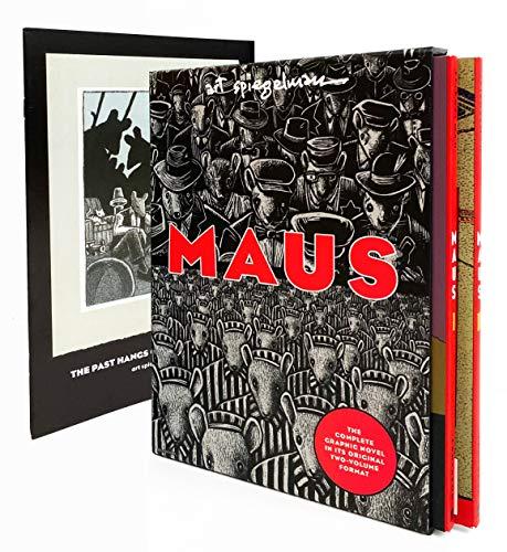 Maus I & II Paperback Box Set