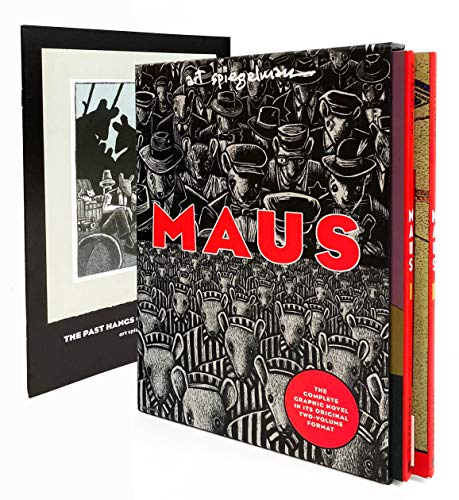 Maus I & II Paperback Box Set