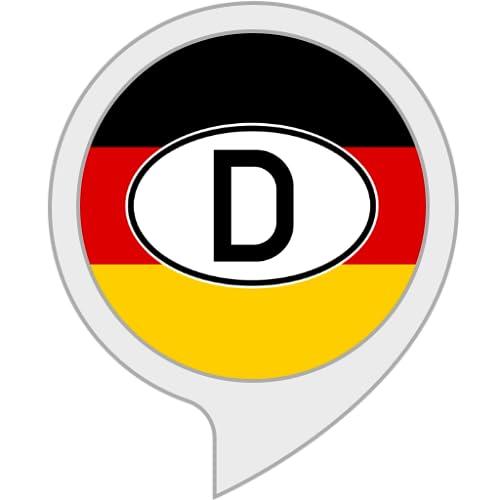 Kennzeichen Deutschland
