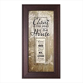 Best christ is the head of this house plaque Reviews