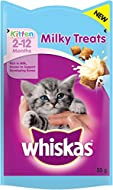 Whiskas Kitten Milky Treats 55g (Pack of 8)