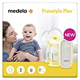 Sacaleches eléctrico doble Freestyle Flex de Medela