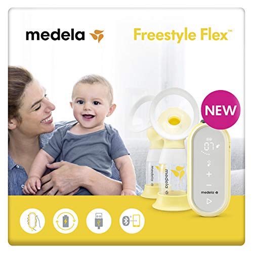 Medela Freestyle Flex  - Sacaleches Eléctrico Doble