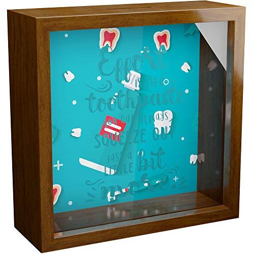 Dentist Memory Shadow Box