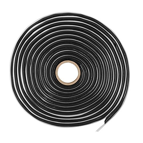 X AUTOHAUX 12 Ft Butyl Sealant Sound Deadening Rope Tape for Car Headlight...