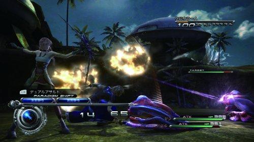 ファイナルファンタジーXIII-2-Xbox360