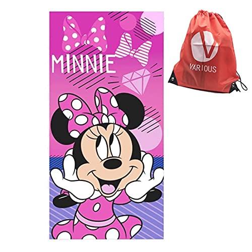 Toalla de Playa Inantil para Niños con Licencia Oficial Disney 8237 ✅