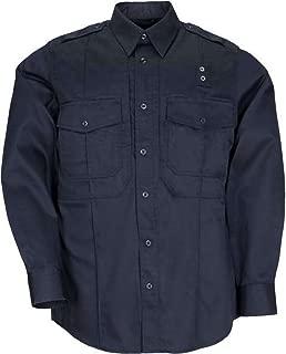 Tactical Men's Taclite Class B PDU Long-Sleeve Button-Up Shirt with Pockets, Style 72366