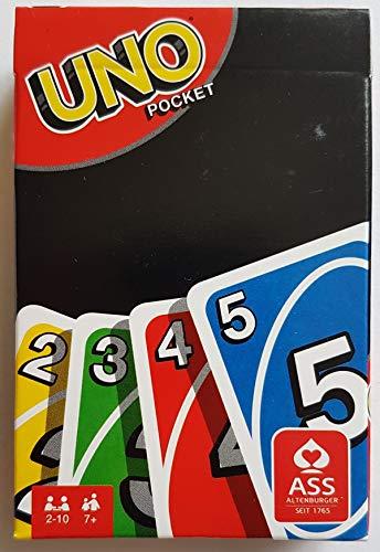 Rewe 2018 Kartenspiel - UNO - Pocket Version - OVP