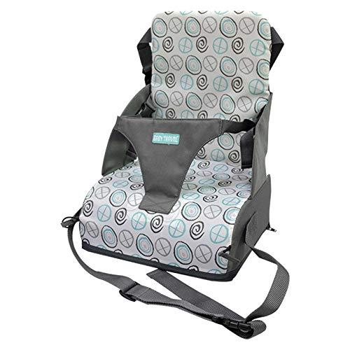 Boostersitz Esszimmer Stuhl Sitzerhöhung Baby Babysitze, Niedlichen Animal Print Flachs, Demontierbar Einstellbar,...