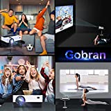 Zoom IMG-1 proiettore wifi videoproiettore supporta 1080p