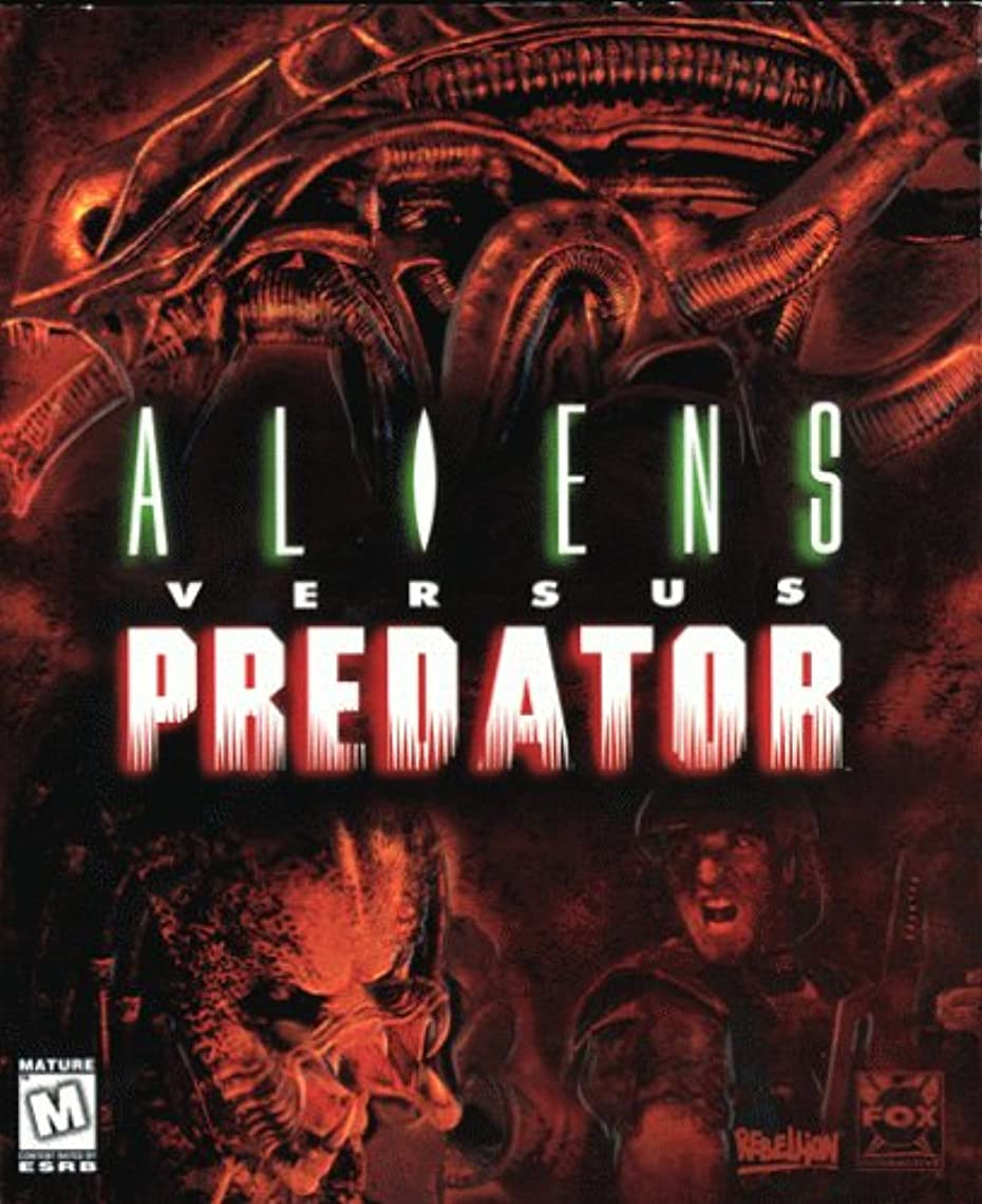 疑問に思う経営者ちなみにAliens Versus Predator (輸入版)