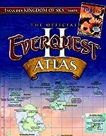 EverQuest II Atlas - Prima's Official Atlas d'Eric Mylonas