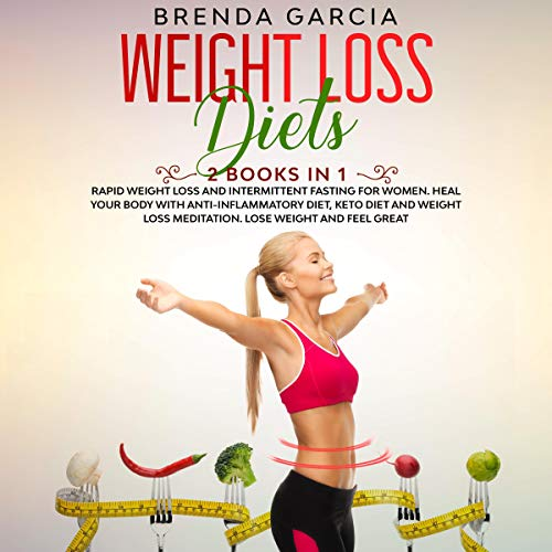 Weight Loss Diets: 2 Books in 1 cover art
