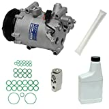 2012 Acura TSX A/C Compressors & Components - UAC KT 2941 A/C Compressor and Component Kit, 1 Pack
