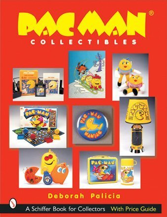Pac-Man Collectibles (Schiffer Book for Collectors)