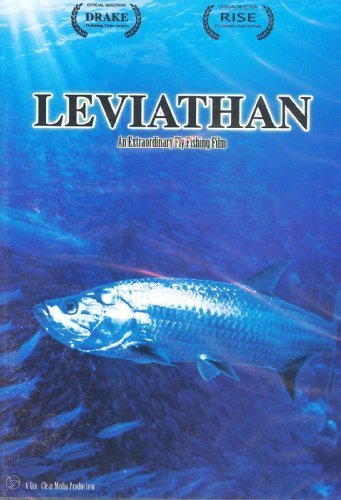Leviathan An Extraordinary Fly Fishing Film by Gin-Clear Media (Fly Fishing Adventure Movie/DVD)