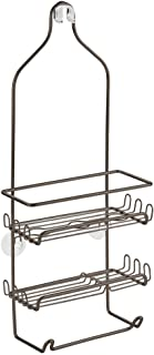 iDesign Milo Metal Wire Hanging Shower Caddy