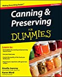 Best Canning Books - Canning & Preserving For Dummies, 2nd Edition Review