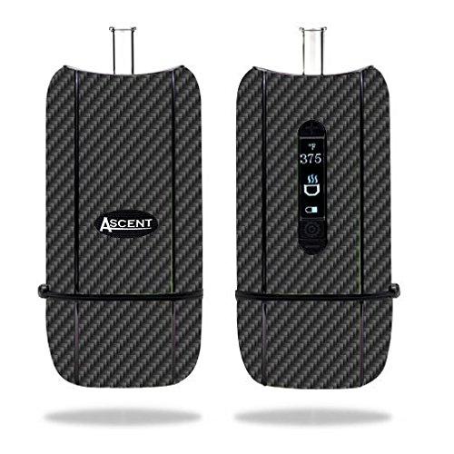 Decal Sticker Skin WRAP Carbon Fiber Design for Davinci Ascent Vaporizer