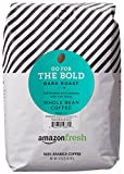 AmazonFresh Dark Roast Whole Bean Coffee, 32 Ounce