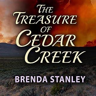 The Treasure of Cedar Creek audiobook cover art