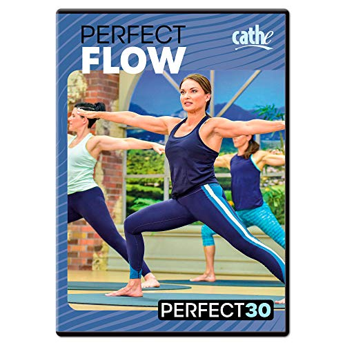 Cathe Perfect30 Perfect Flow Yoga & Mobility DVD