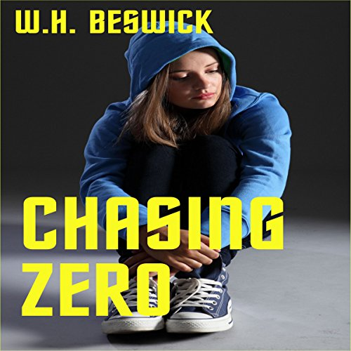 Chasing Zero audiobook cover art
