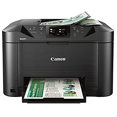 Canon Office and Business MB5120 All-in-One Printer, Scanner, Copier and Fax, with Mobile and Duplex Printing, Model:0960C002