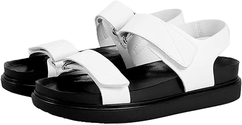 Vagabond Womens Erin Summer Flatform Fashion Cut Out Leather Sandals