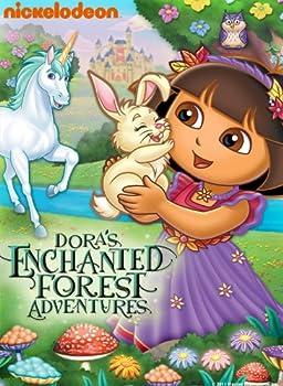 Dora s Enchanted Forest Adventures  Dora The Explorer
