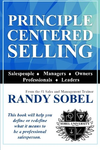 Principle Centered Selling