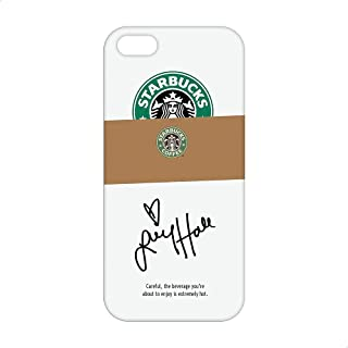 Covery Cases Starbucks Cup Back Cover For Apple Iphone 5S - Multi Color