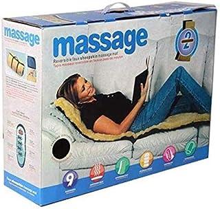 جهاز وسرير تدليك بالارتجاج والتسخين لكافة الجسم بـ9 مستويات تدليك