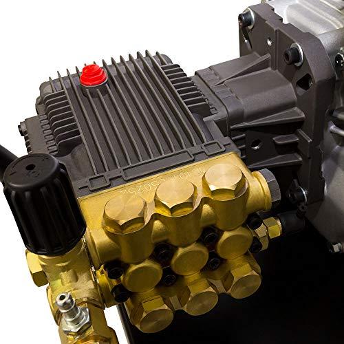 250 bar Benzin Hochdruckreiniger mit 9,6 KW (13 PS) Motor - 5